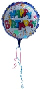 birthday balloon single