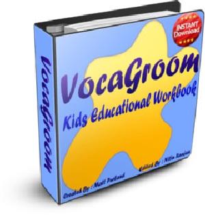 VocaGroom Kids E-Book